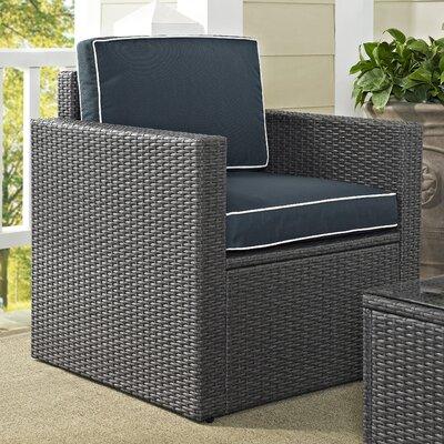 Brayden Studio Arm Chair with Cushion