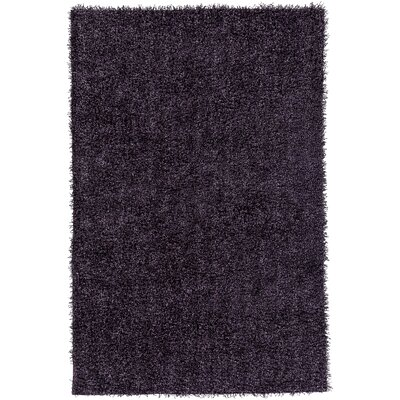 Mchaney Hand-Tufted Purple Area Rug Rug Size: 8 x 10