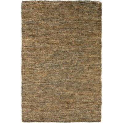 Mckeel Brown Area Rug Rug Size: 2 x 3