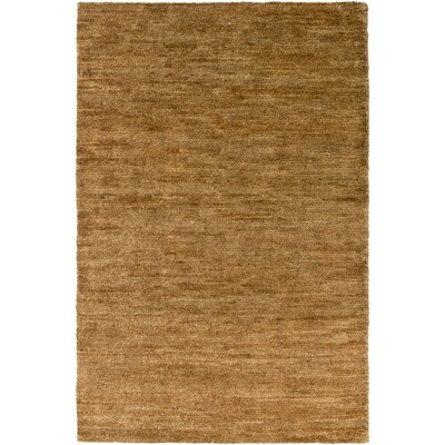 Henslee Brown Area Rug Rug Size: Rectangle 8 x 10