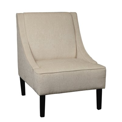 Macdonald Swoop Slipper Chair