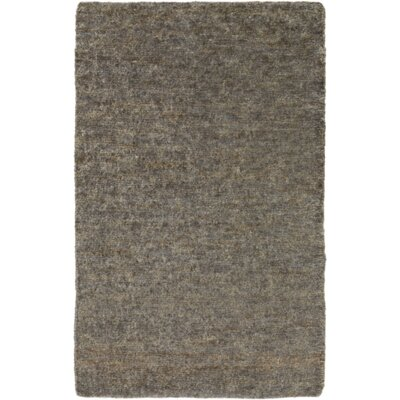 Henslee Gray Area Rug Rug Size: Rectangle 4 x 6