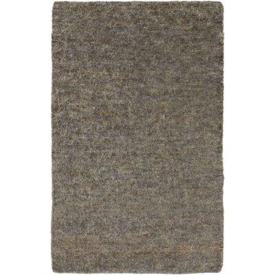 Henslee Gray Area Rug Rug Size: Rectangle 5 x 76