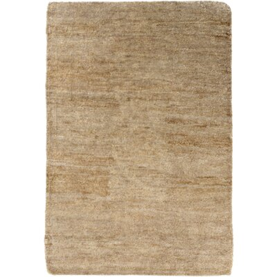 Henslee Brown Area Rug Rug Size: Rectangle 2 x 3