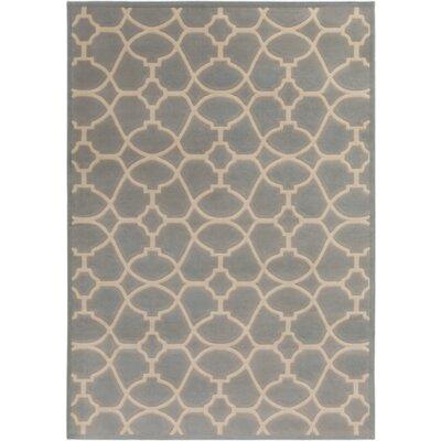 Melgar Gray/Beige Area Rug Rug Size: Rectangle 2 x 33