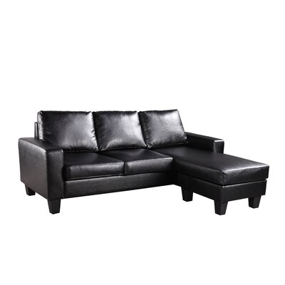 Brayden Studio BRSD3420 26031605 Reversible Sofa Chaise