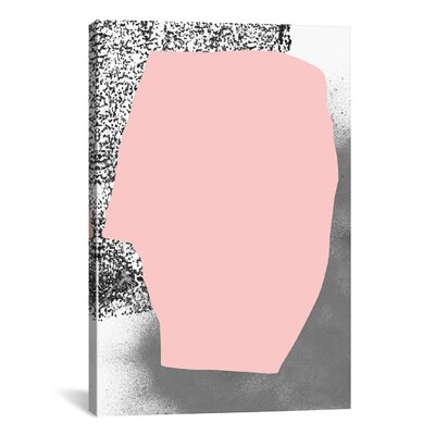 As Much as she can by Federico Saenz Graphic Art on Wrapped Canvas