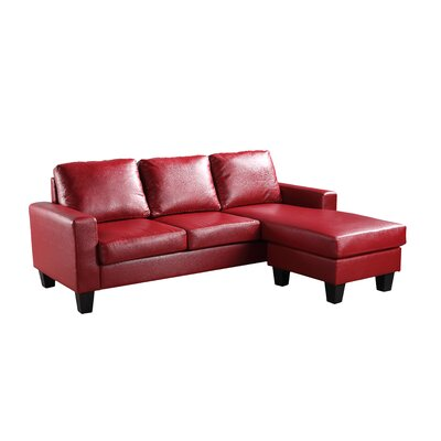 BRSD3420 26031612 BRSD3420 Brayden Studio Reversible Sofa Chaise Finish