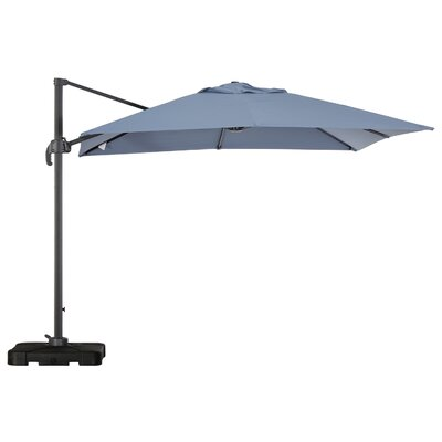 M Cantilever Umbrella Blue Lavender - Product photo