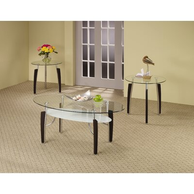 Markley 3 Piece Coffee Table Set