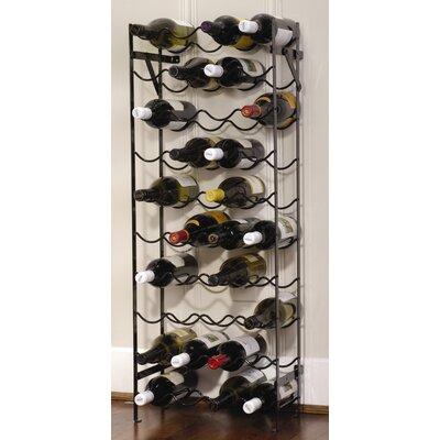 Lyall 40 Bottle Floor Wine Rack
