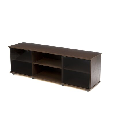 Keeley 60 TV Stand Color: Warm Maple