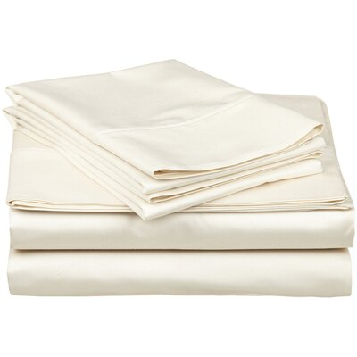 Superior 400 Thread Count 100% Premium Cotton Sheet Set