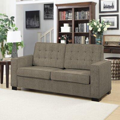 Marlar Compact Sofa Upholstery: Taupe