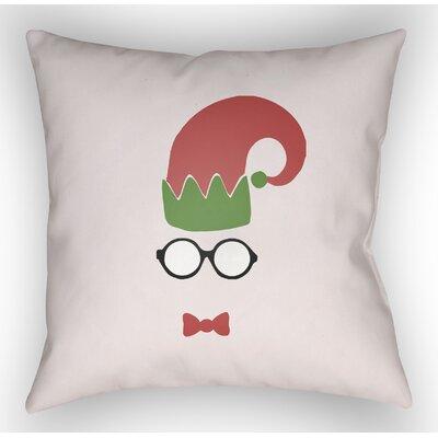 Indoor/Outdoor Throw Pillow Size: 20
