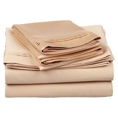 Superior 650 Thread Count 100% Cotton Sheet Set