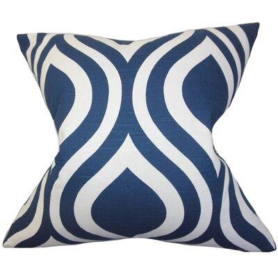 Brayden Studio Brock Geometric Cotton Throw Pillow