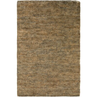 Mckeel Brown Area Rug Rug Size: 5 x 76