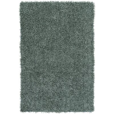 Mchaney Sea Green Area Rug Rug Size: Rectangle 4 x 6