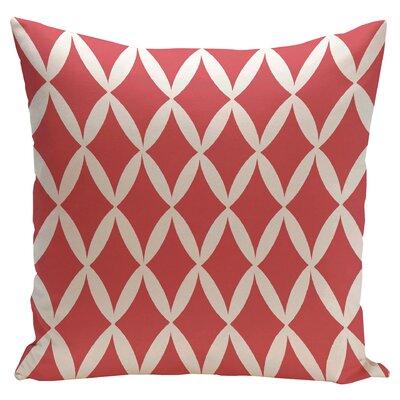Herman Geometric Down Throw Pillow