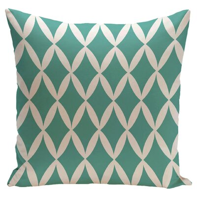 Herman Geometric Down Throw Pillow