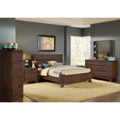 Damiani Platform Customizable Bedroom Set
