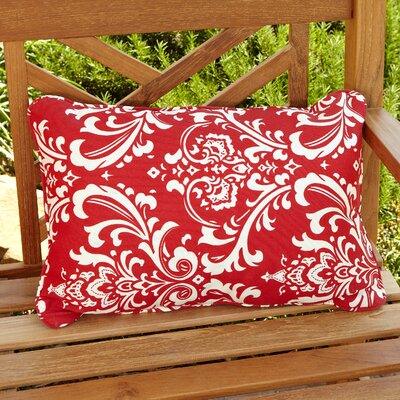 Haith Corded Indoor/Outdoor Lumbar Pillow
