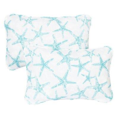 Hakes Corded Indoor/Outdoor Lumbar Pillow
