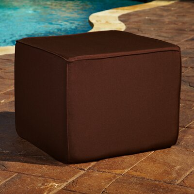 Dufour Ottoman Fabric: Brown