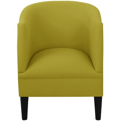Whiteway Barrel Chair Upholstery: Duck Leaf