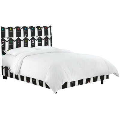 Meister Upholstered Platform Bed Size: King