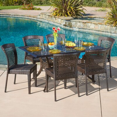 7-Piece Riley Patio Dining Set