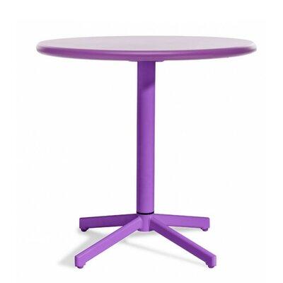 Denpasar Bistro Table Finish: Purple