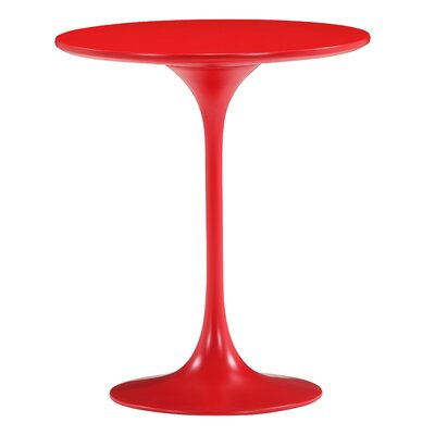 Wilco Side End Table Finish: Red