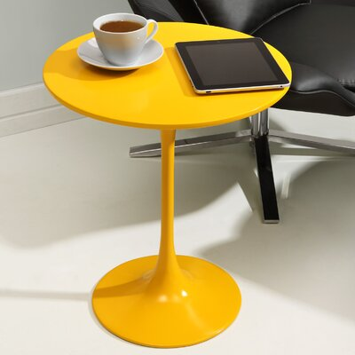 Wilco Side End Table Color: Yellow