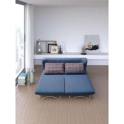 BRSD4143 26702161 Brayden Studio Cowboy Blue / Shadow Grid Sofas