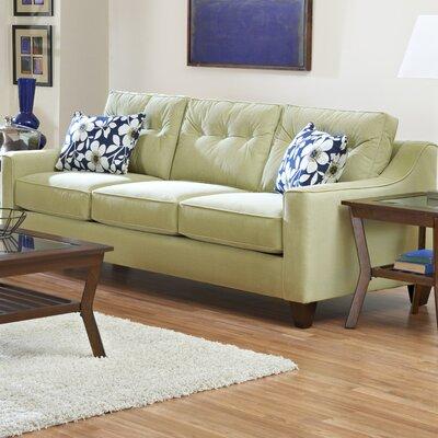 Bencomo Sofa Upholstery: Pear Spree Indigo