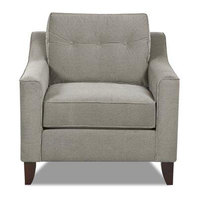 Bencomo Chair Upholstery: Battleship Lettera Zinc