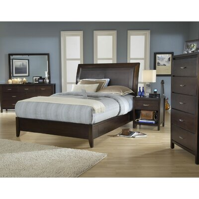 Desmarais Platform Customizable Bedroom Set