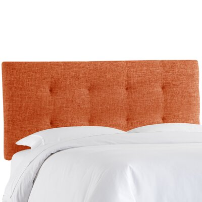 Castellon Tufted Upholstered Panel Headboard Size: Queen, Upholstery: Atomic