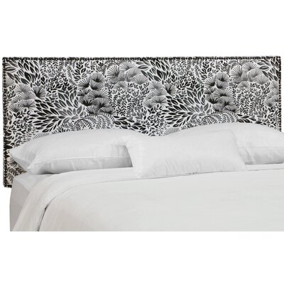 Bowersox  Upholstered Panel Headboard Size: Full