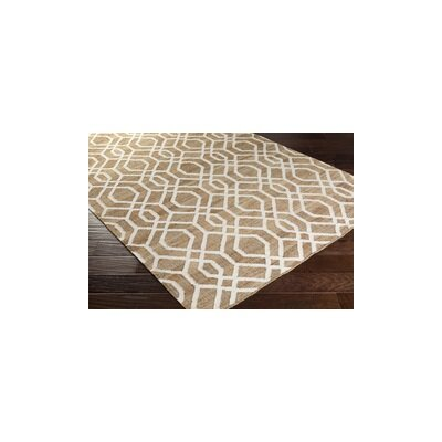 Matias Ivory Area Rug Rug Size: Rectangle 33 x 53