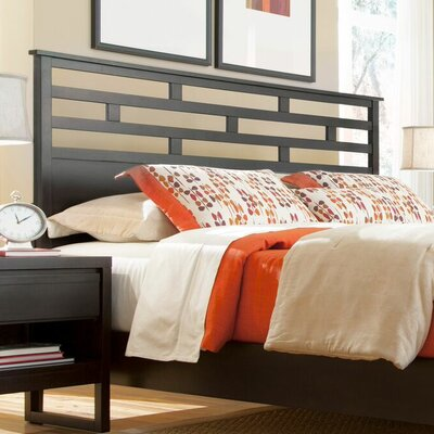 Nichols Open-Frame Headboard Size: King