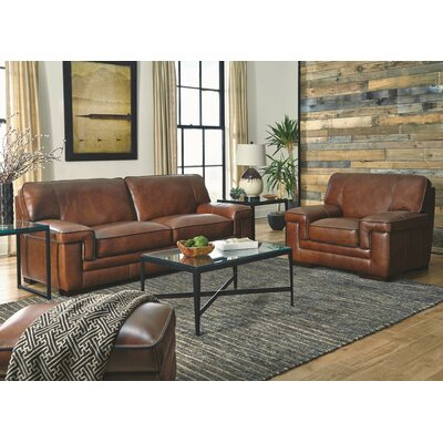Grand Isle Solid Configurable Living Room Set