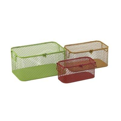 3 Piece Basket Set