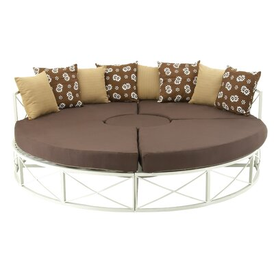 Blough 5 Piece Sofa Set with Cushions