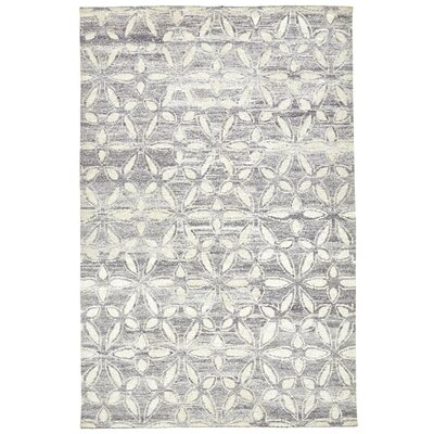 Bricker Hand-Woven Sumac Area Rug Rug Size: Rectangle 79 x 99