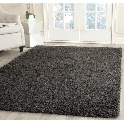 Heriberto Dark Gray Area Rug Size: 120 W x 168 L
