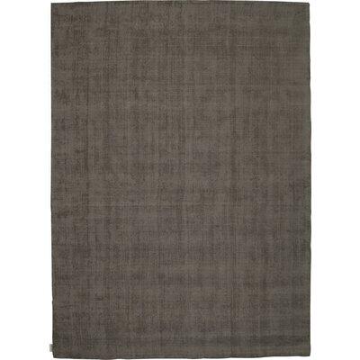 Adama Hand-Loomed Gray Area Rug Rug Size: 79 x 1010