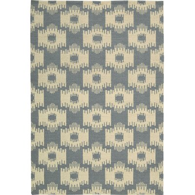Biondi Handmade Slate Area Rug Rug Size: Rectangle 4 x 6